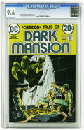 Bronze Age (1970-1979):Horror, Forbidden Tales of Dark Mansion #11 (DC, 1973) CGC NM+ 9.6 Whitepages. Jack Sparling and Nick Cardy cover. Alfredo Alcala a...