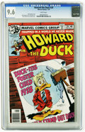 Bronze Age (1970-1979):Cartoon Character, Howard the Duck #29 (Marvel, 1979) CGC NM+ 9.6 White pages. GeneColan and Terry Austin cover. This is currently the highest...