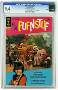 Bronze Age (1970-1979):Cartoon Character, H.R. Pufnstuf #7 File Copy (Gold Key, 1972) CGC NM 9.4 Off-white towhite pages. Photo cover. Overstreet 2005 NM- 9.2 value ...