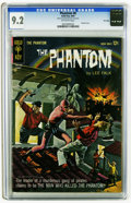 Silver Age (1956-1969):Superhero, Phantom #8 File Copy (Gold Key, 1964) CGC NM- 9.2 Off-white pages. Painted cover by George Wilson. Joe Certa, Bill Ligante, ...