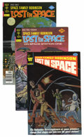 Silver Age (1956-1969):Science Fiction, Space Family Robinson Group (Gold Key, 1975-82) Condition: AverageVF/NM. This full short box lot includes Space Family Ro...