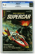 Silver Age (1956-1969):Science Fiction, Supercar #3 File Copy (Gold Key, 1963) CGC NM- 9.2 Off-white pages. Overstreet 2005 NM- 9.2 value = $170. CGC census 1/06: 1...