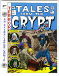 Modern Age (1980-Present):Horror, Tales From the Crypt #1 Extra-Large Comic (Russ Cochran, 1991)Condition: VF/NM. Specifically designed to appeal to comic ar...