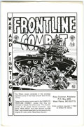 Original Comic Art:Miscellaneous, Frontline Combat Cover Portfolio (Russ Cochran, 1983). Thisportfolio features fifteen Frontline Combat covers, which we...
