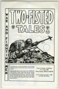Original Comic Art:Miscellaneous, Two-Fisted Tales Cover Portfolio (Russ Cochran, 1980). Thisportfolio features a set of twenty four Two-Fisted Tales cov...