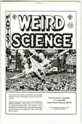 Original Comic Art:Miscellaneous, Weird Science Cover Portfolio (Russ Cochran, 1981). This portfolio features a set of twenty two Weird Science covers, in...