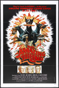 """Movie Posters:Action, The Amazing Dobermans (Golden Films, 1976). One Sheet (27"""" X 41""""). Fred Astaire, Barbara Eden and James Franciscus star in t..."""