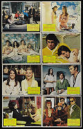 """Movie Posters:Comedy, Bob & Carol & Ted & Alice (Columbia, 1969). Lobby Card Set of 8 (11"""" X 14""""). This bedroom comedy about two married suburban ... (Total: 8 Items)"""
