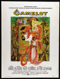 """Movie Posters:Musical, Camelot (Warner Brothers, R-1973). Poster (30"""" X 40""""). Richard Harris earned a Golden Globe for his role as King Arthur. He ..."""