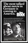 """Movie Posters:War, Das Boot (Columbia, 1981). One Sheet (27"""" X 41""""). WolfgangPetersen's critically acclaimed film about the claustrophobicwor..."""