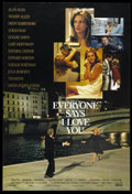 """Movie Posters:Musical, Everyone Says I Love You (Miramax, 1996). One Sheet (27"""" X 41""""). Woody Allen musical starring Goldie Hawn, Julia Roberts, Dr..."""