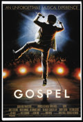 "Movie Posters:Documentary, Gospel (Aquarius Releasing, 1982). One Sheet (27"" X 41""). A documentary concert film featuring James Cleveland and the South..."