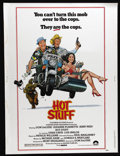 """Movie Posters:Comedy, Hot Stuff (Columbia, 1979). Poster (30"""" X 40""""). Dom DeLuise, Jerry Reed, Suzanne Pleshette and Ossie Davis star in this come..."""