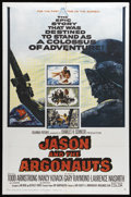 """Movie Posters:Fantasy, Jason and the Argonauts (Columbia, 1963). One Sheet (27"""" X 41"""").Ray Harryhausen created the special effects for this saga o..."""