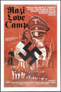 """Movie Posters:Drama, Nazi Love Camp (Group 1, 1977). One Sheet (27"""" X 41""""). Sexploitation film set in a special concentration camp where beautifu..."""