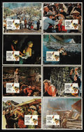 """Movie Posters:Musical, Paint Your Wagon (Paramount, 1969). Lobby Card Set of 8 (11"""" X 14""""). Lee Marvin and Clint Eastwood star in this hilarious mu... (Total: 8 Items)"""