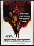 """Movie Posters:Fantasy, Return from Witch Mountain (Buena Vista, 1978). Poster (30"""" X 40""""). Bette Davis and Christopher Lee star as evil scientists ..."""
