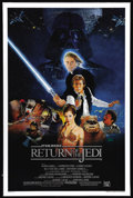 """Movie Posters:Science Fiction, Return of the Jedi (20th Century Fox, 1983). One Sheet (27"""" X 41"""").Episode 6 of the Star Wars saga sees the end of The Empi..."""