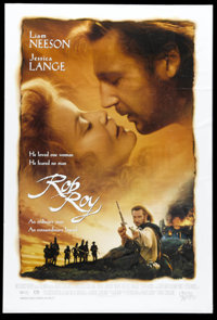 """Rob Roy (United Artists, 1995). One Sheet (27"""" X 41""""). Liam Neeson and Jessica Lange star in the epic Highland..."""