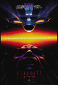 """Movie Posters:Science Fiction, Star Trek VI: The Undiscovered Country (Paramount, 1991). One Sheet (27"""" X 41""""). An assassination may prevent a peace treaty..."""