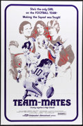 "Movie Posters:Bad Girl, Team-Mates (Independent-International, 1978). One Sheet (27"" X41""). Being the only girl on a high school football team is t..."