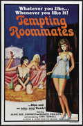 "Movie Posters:Bad Girl, Tempting Roommates (SRC Films, 1976). One Sheet (27"" X 41""). Fiveroommates are ready and willing to please in this frisky f..."