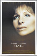 "Movie Posters:Musical, Yentl (MGM/UA, 1983). One Sheet (27"" X 41""). Barbra Streisand directs and stars in this film about a young woman who wants t..."
