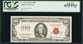 Small Size:Legal Tender Notes, Fr. 1551 $100 1966A Legal Tender Note. PCGS Gem New 65PPQ.. ...