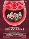 """Movie Posters:Foreign, Les Copains (CFDC, 1965). French Grande (45.5"""" X 61""""). Foreign.. ..."""