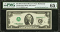 Error Notes:Inverted Third Printings, Fr. 1935-E $2 1976 Federal Reserve Note. PMG Gem Uncirculated 65EPQ.. ...
