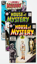 Silver Age (1956-1969):Horror, House of Mystery Group of 26 (DC, 1959-83) Condition: AverageVG.... (Total: 26 Comic Books)