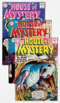 Silver Age (1956-1969):Horror, House of Mystery Group of 37 (DC, 1959-83) Condition: AverageFN.... (Total: 37 Comic Books)