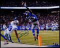 Football Collectibles:Others, Odell Beckham Jr. Signed Oversize Photograph. ...