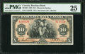 Canadian Currency: , Montreal, PQ- Barclays Bank (Canada) $10 Jan. 2, 1935 Ch. #30-12-06.. ...