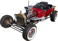Ford Custom Two Bucket Seat Hot Rod Roadster (1927/59)