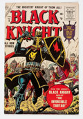 Silver Age (1956-1969):Adventure, Black Knight #5 (Atlas, 1956) Condition: Apparent FN-....