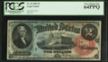 Large Size:Legal Tender Notes, Fr. 42 $2 1869 Legal Tender PCGS Very Choice New 64PPQ.. ...