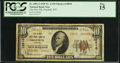 National Bank Notes:Wyoming, Greybull, WY - $10 1929 Ty. 2 The First NB Ch. # 10810. ...