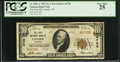 National Bank Notes:Wyoming, Lander, WY - $10 1929 Ty. 2 The First NB Ch. # 4720. ...