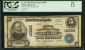 National Bank Notes:West Virginia, Reedy, WV - $5 1902 Plain Back Fr. 602 The First NB Ch. # 10285. ...
