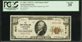 National Bank Notes:Wyoming, Laramie, WY - $10 1929 Ty. 1 The Albany NB Ch. # 3615. ...