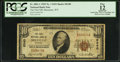 National Bank Notes:Wyoming, Meeteetse, WY - $10 1929 Ty. 1 The First NB Ch. # 6340. ...