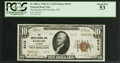 National Bank Notes:Wyoming, Rawlins, WY - $10 1929 Ty. 2 The Rawlins NB Ch. # 5413. ...