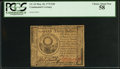 Colonial Notes:Continental Congress Issues, Continental Currency May 10, 1775 $30 PCGS Choice About New 58.....