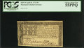 Colonial Notes:Maryland, Maryland April 10, 1774 $8 PCGS Choice About New 55PPQ.. ...