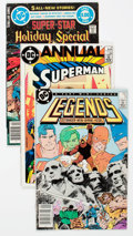 Modern Age (1980-Present):Superhero, Batman-Related Box Lot (DC, 1974-2008) Condition: Average FN/VF....