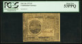 Colonial Notes:Continental Congress Issues, Continental Currency February 26, 1777 PCGS About New 53PPQ.. ...