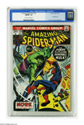 Bronze Age (1970-1979):Superhero, The Amazing Spider-Man #120 (Marvel, 1973) CGC NM/MT 9.8 Off-whiteto white pages. This Bronze Age beaut is tied for the hig...