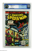 Bronze Age (1970-1979):Superhero, The Amazing Spider-Man #137 Pacific Coast pedigree (Marvel, 1974)CGC NM/MT 9.8 Off-white pages. It's only the second time H...