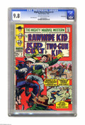 Silver Age (1956-1969):Western, Mighty Marvel Western #2 Bowling Green pedigree (Marvel, 1968) CGCNM/MT 9.8 Off-white to white pages. This square bound iss...